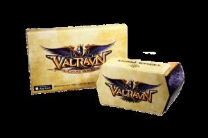 Bedrucktes Cardboard Valravn